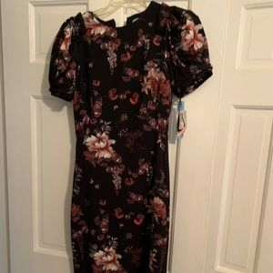 NWT Antinuo Melani floral dress